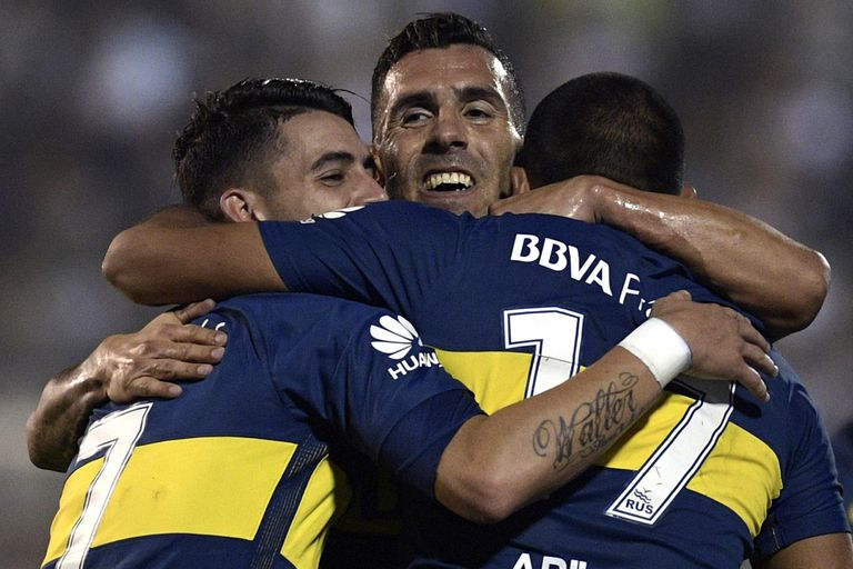 Tres protagonistas claves, Tevez, Avila, Pavon