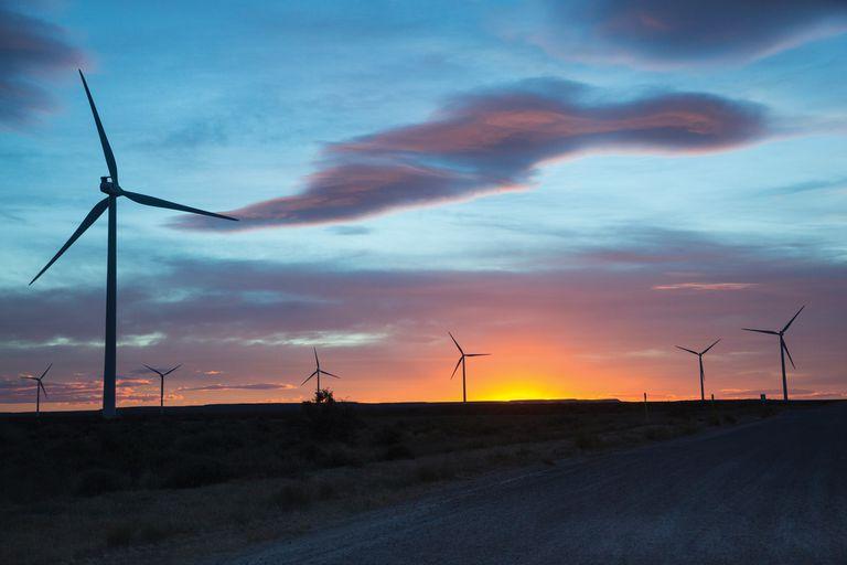 Señores de los vientos patagónicos