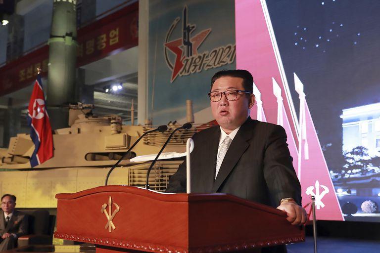 En medio de una crisis alimentaria, Kim Jong-un les pide a los norcoreanos que coman menos