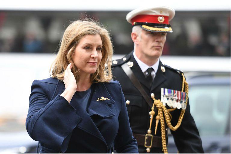 El vínculo entre la nueva ministra de Defensa británica y la guerra de Malvinas