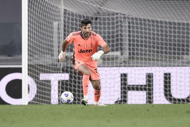 Buffon pasó casi 20 años de su carrera en Juventus