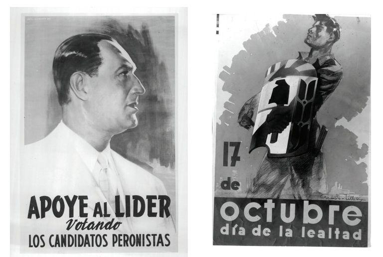 En ninguna de sus 118 páginas aparecen imágenes de otras figuras políticas argentinas que no sean Juan Perón, Eva Duarte, Néstor Kirchner y Cristina Fernández de Kirchner