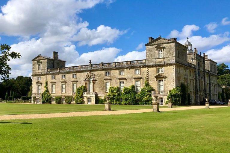 Wilton House, el imponente palacio donde Netflix rodó las series Bridgerton y The Crown