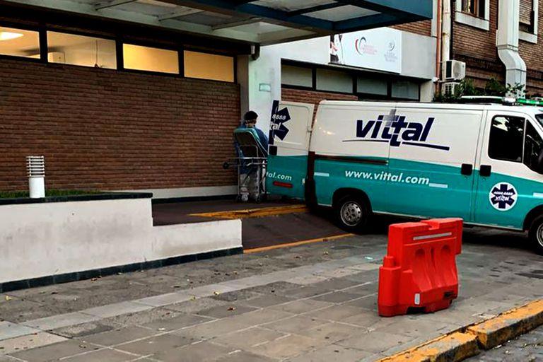 El acusado de contagiar a 11 personas fue aislado en una clínica de Belgrano