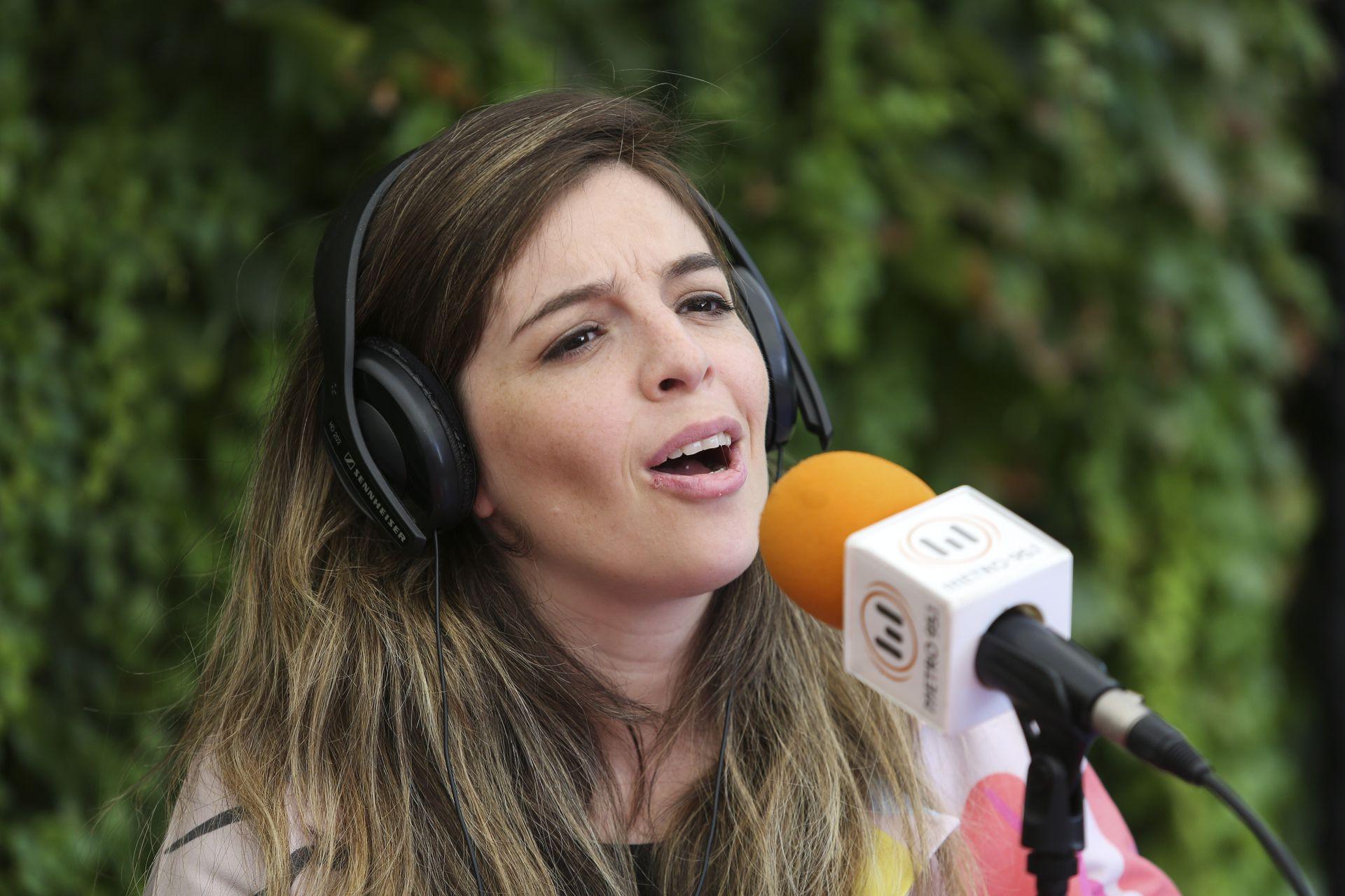 En el programa Un día perfecto de Radio Metro, Dalma Maradona encuentra una conexión directa con la gente