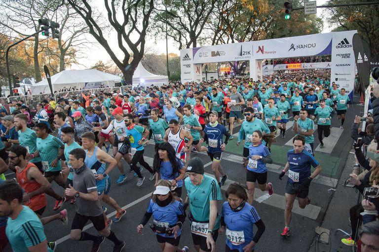 Maratones: los controles médicos generan $300 millones por año