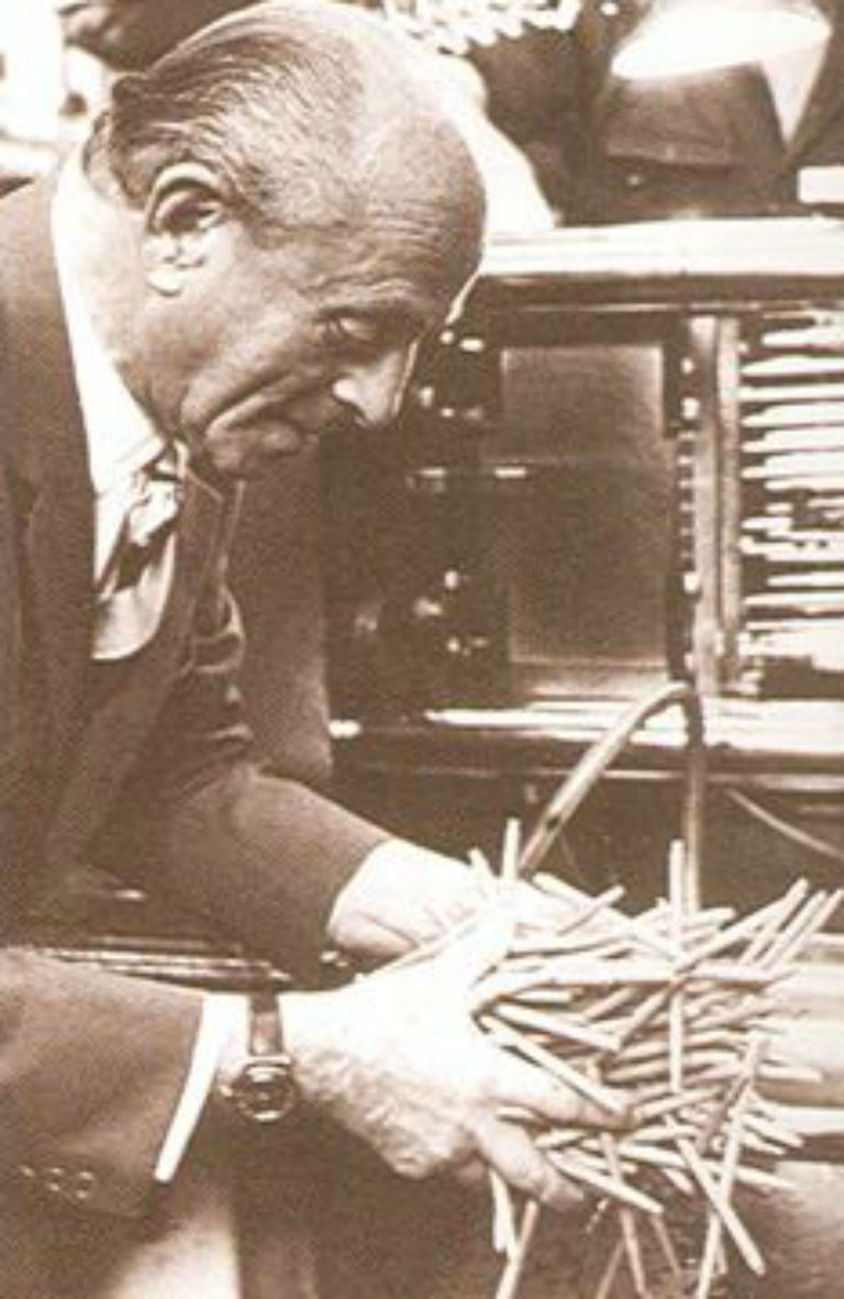 Ladislao Biro nació en Hungría, pero patentó su invento en la Argentina
