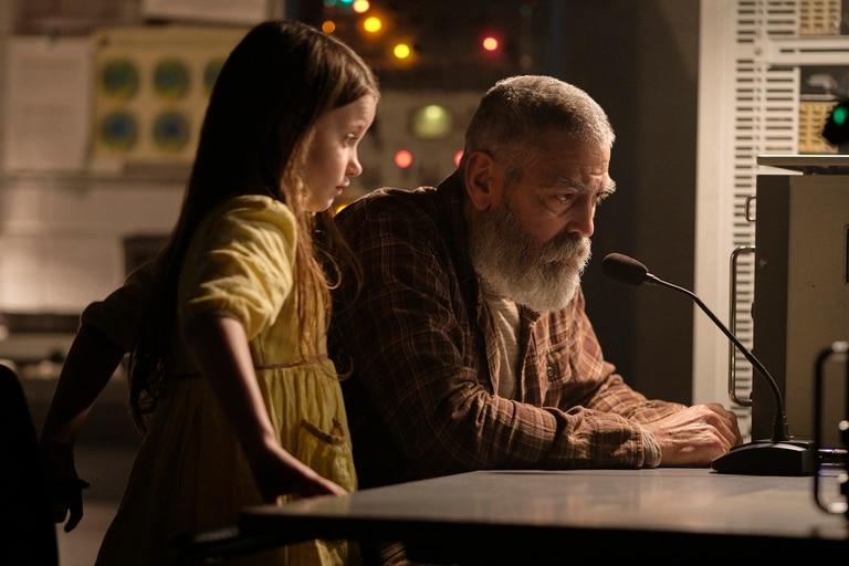 Cielo de medianoche, protagonizada y dirigida por George Clooney