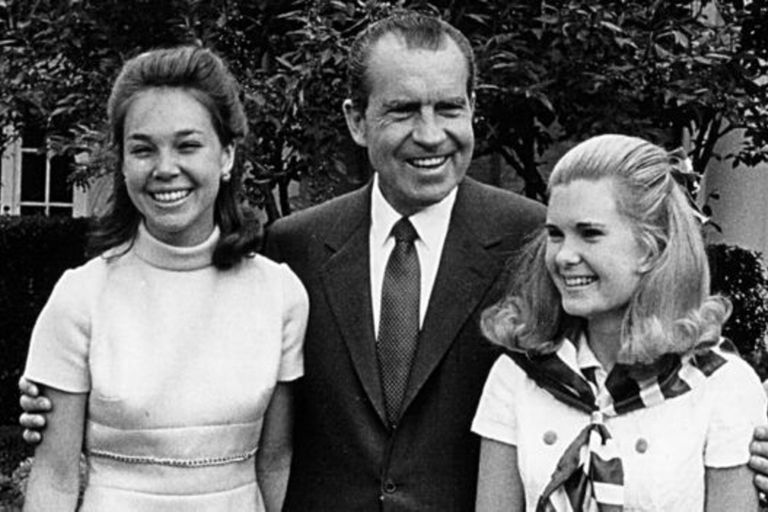 El presidente de Estados Unidos, Richard Nixon, fue quien convirtió el Día del Padre en ley