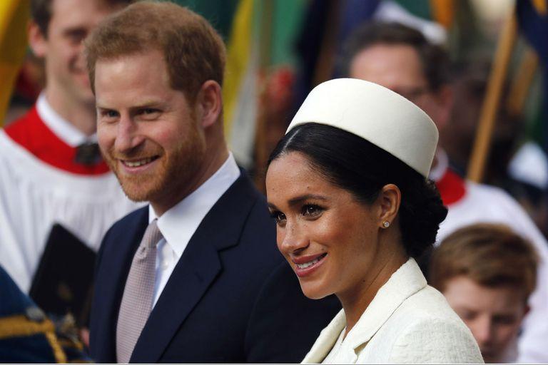 Los saludos de los famosos para el hijo de Meghan Markle y el príncipe Harry