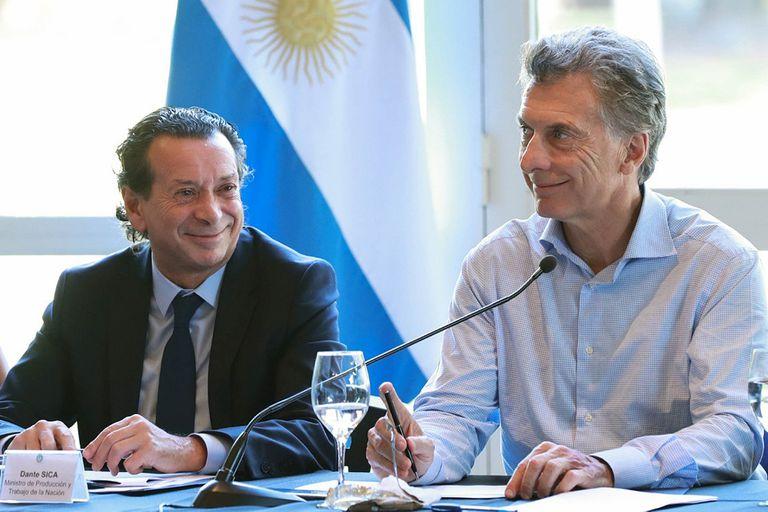 Macri recibe a las empresas incluidas en la lista de Precios Esenciales