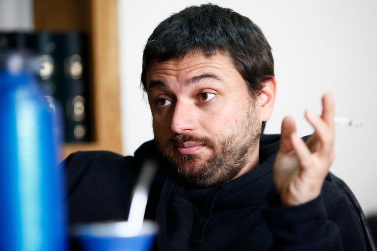 """Juan Grabois acusó a Martín Insaurralde de ser un """"señor feudal"""" de la Provincia, porque """"va generando pichones de señores feudales, como Mantegazza""""."""