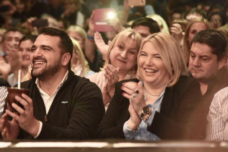 Fernández eligió Santa Cruz para inaugurar su campaña electoral