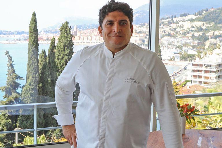 """Mauro Colagreco, elegido """"mejor chef del año"""" por sus pares franceses"""