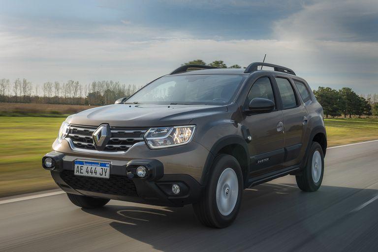 Test drive: Renault Duster Outsider 4x2, con su propio carácter