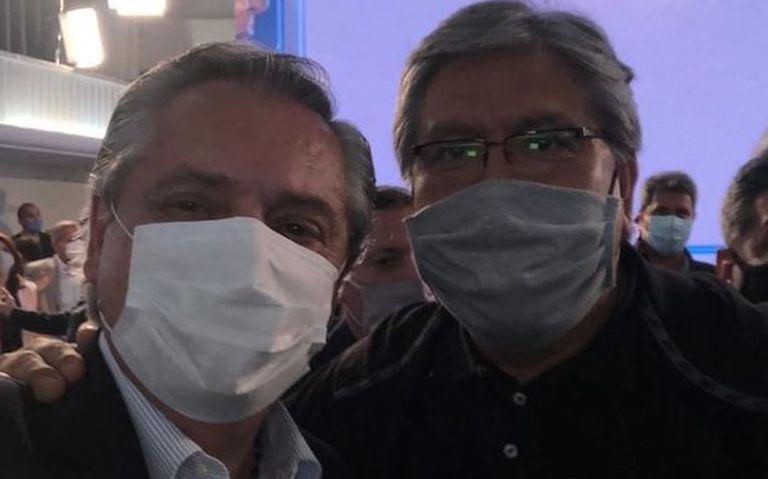 """""""Chino"""" Navarro, tras las críticas kirchneristas a Fernández: """"Nuestro gobierno está en crisis"""""""