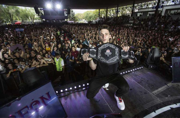 El hip hop ya tiene su gran campeón argentino