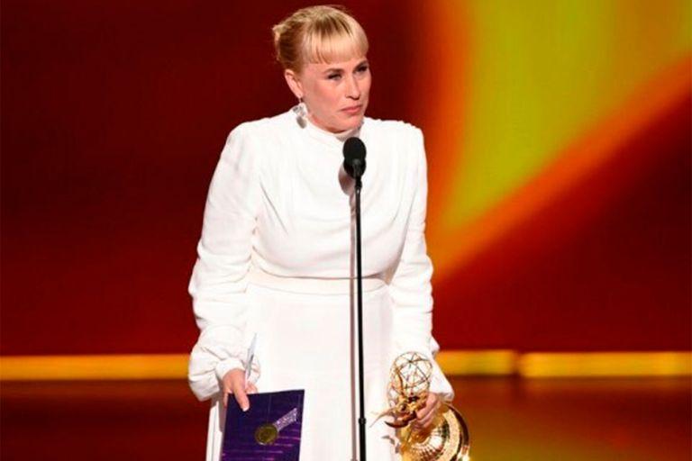 Emmy 2019: la emoción de Patricia Arquette al recordar la muerte de su hermana