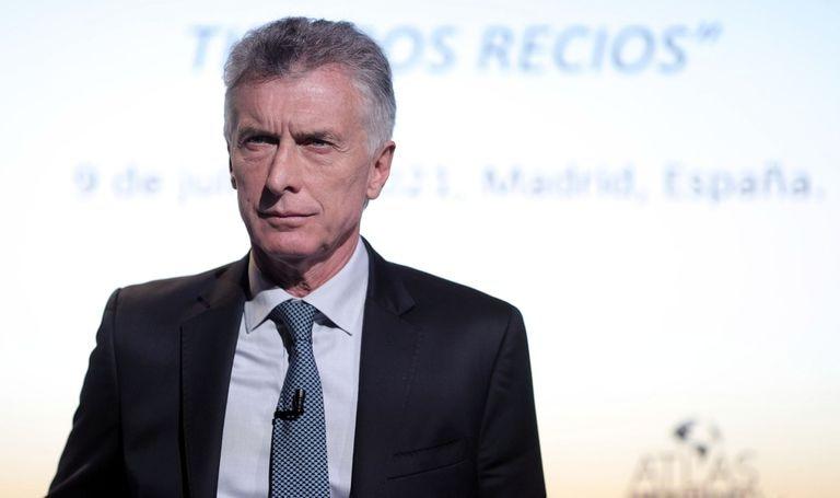 """Mauricio Macri: """"Estamos en el comienzo de la crisis económica"""""""