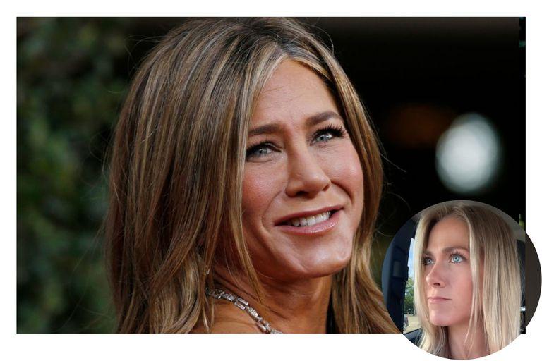 Una joven imitó una clásica escena del personaje de Rachel, interpretado por Jennifer Aniston en Friends, y sorprendió con su parecido físico