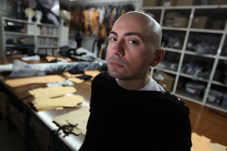 Pablo Ramírez, la historia de sus 15 años de negro