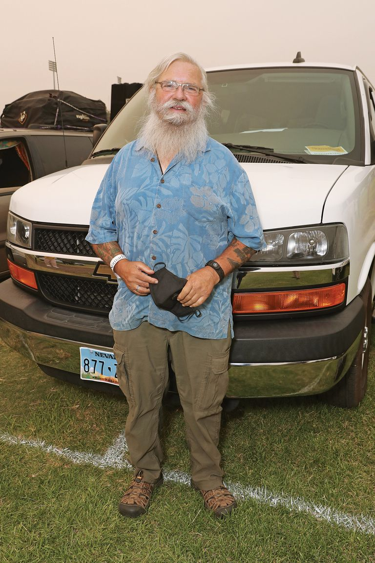 Bob Wells, un líder dentro de la comunidad rutera