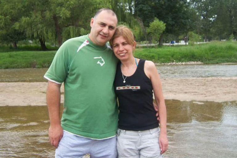 Diana Seattone defendió a su marido, Jorge Mangeri, principal acusado por el crimen de Ángeles Rawson