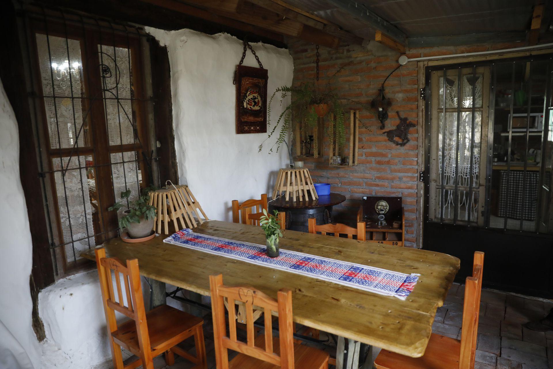 El Rancho de Elcira abre los fines de semana y debe hacerse reserva