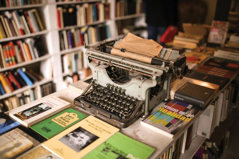 La pasión de trabajar en una librería