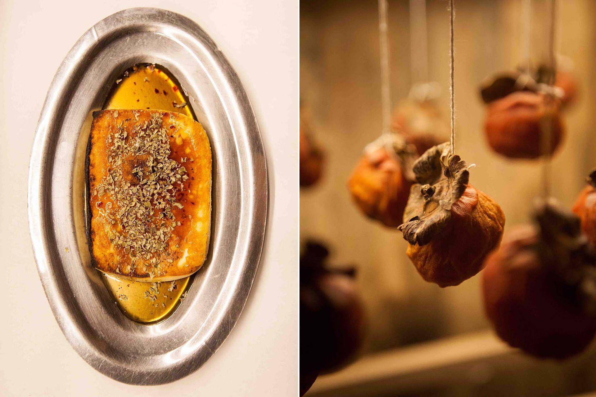 Cada plato tiene un juego de sabores y texturas que conforman un engranaje perfecto.