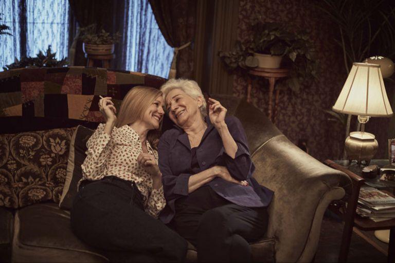 Laura Linney, Olympia Dukakis, y una amistad entrañable
