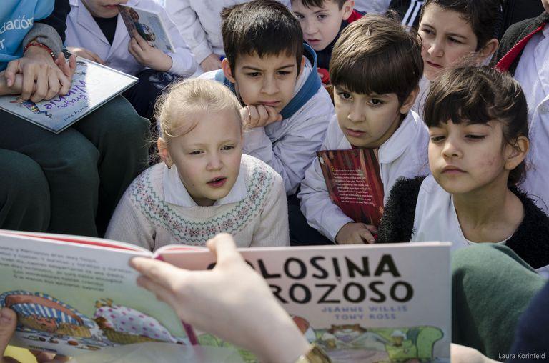 Se larga una nueva maratón de lectura, donde todos ganan