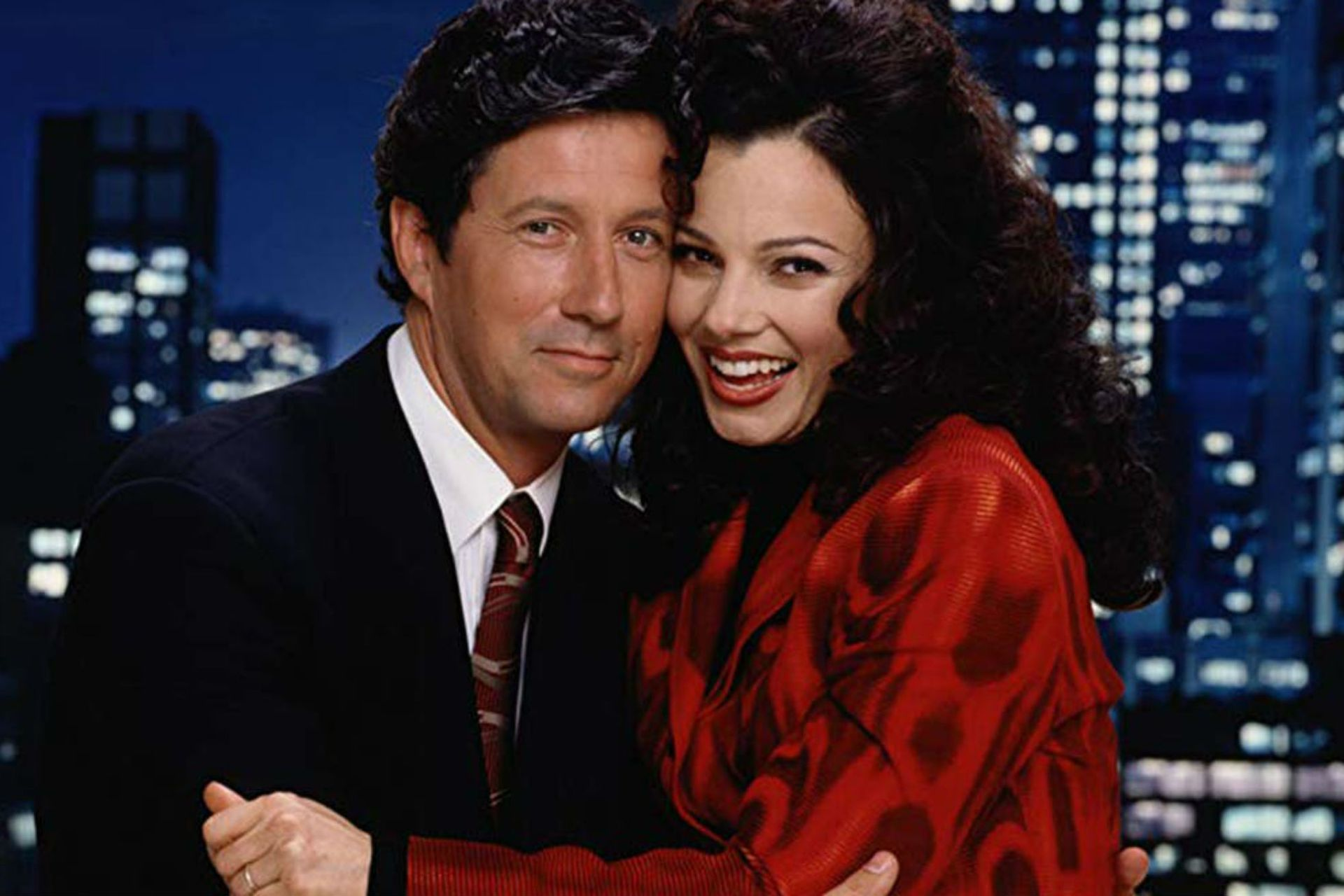 En la serie, Maxwell Sheffield y Fran Fine comenzaron siendo jefe y niñera y terminaron convirtiéndose en marido y mujer