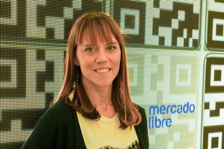 Paula Arregui, vicepresidenta de Mercado Pago