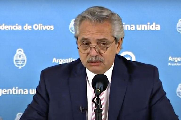 Alberto Fernández se mostró preocupado por la desaparición de Facundo Astudillo Castro
