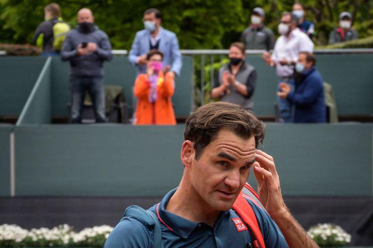 """El consejo para Federer: qué le dijo el """"hermano mayor"""" al tenista suizo"""