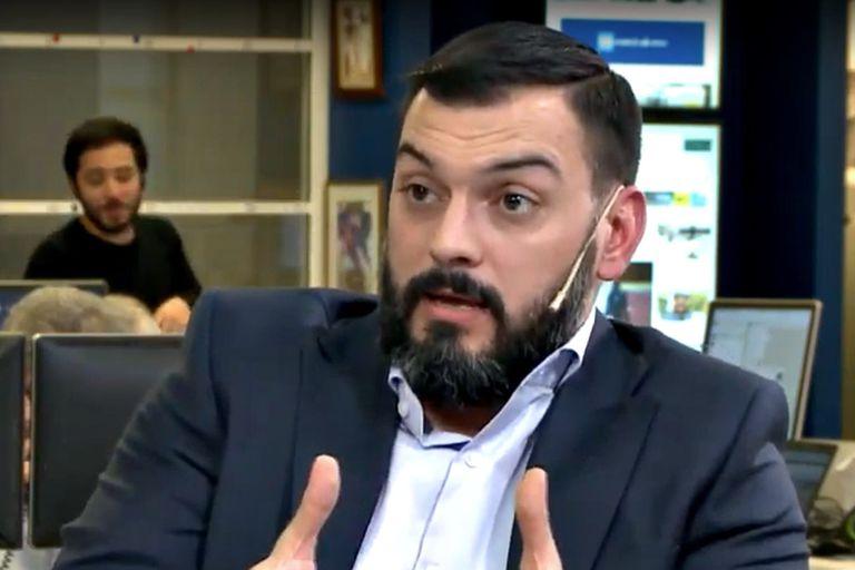 """Álvarez Agis: """"El acuerdo con el FMI fue una mala política, no un delito"""""""
