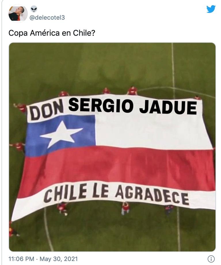 Los mejores memes por la suspensión de Argentina como sede de la Copa América