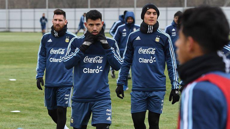 La gira de Argentina: los cuatro objetivos del DT y el calendario del equipo