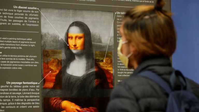 La Mona Lisa ha sido objeto de numerosas interpretaciones y estudios