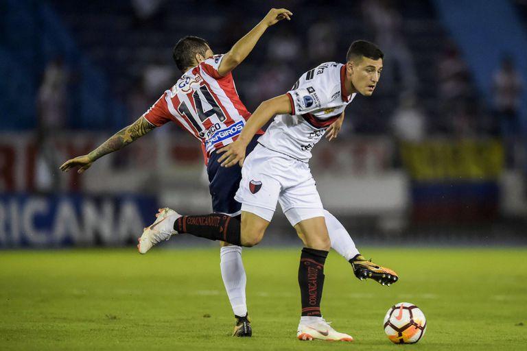 Copa Sudamericana: Colón perdió 1-0 ante Junior y espera confiado el desquite