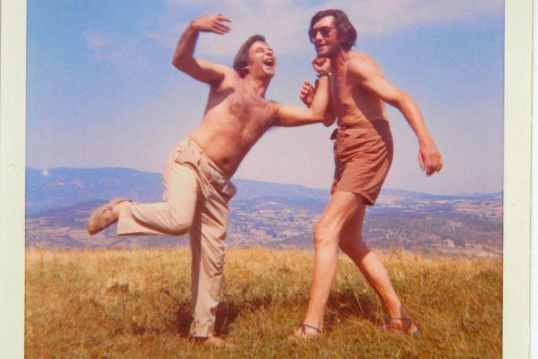 Una escapada del año 1972 en la Provenza francesa