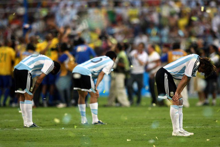 """A 13 años. Venezuela 2007: el primer golpe de Messi en """"el torneo del Chavismo"""""""