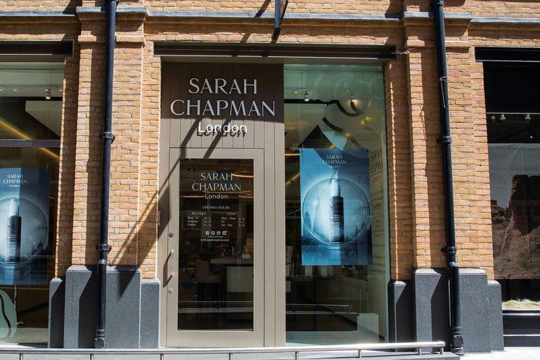 En la clínica de Sarah Chapman, en Sloane Square, la duquesa suele hacerse tratamientos cosmetológicos.