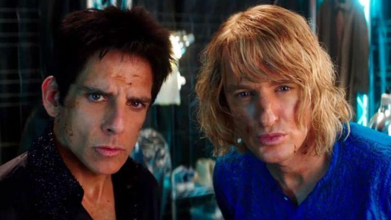 Derek y Hansel en la secuela de Zoolander