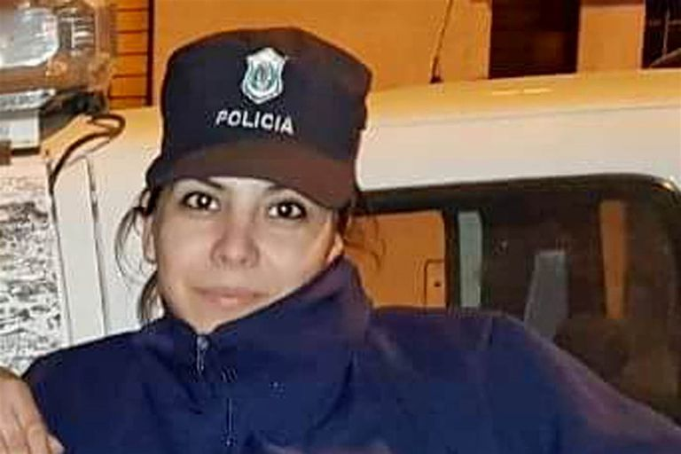 La sargento baleada tiene 25 años y es madre de una nena de 3 años