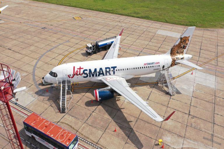 JetSmart compró las operaciones de Norwegian con la intención de comenzar a utilizar su espacio en Aeroparque