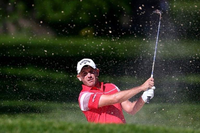 Etulain y el US Open: su primera vez en Majors y la foto motivadora con Tiger