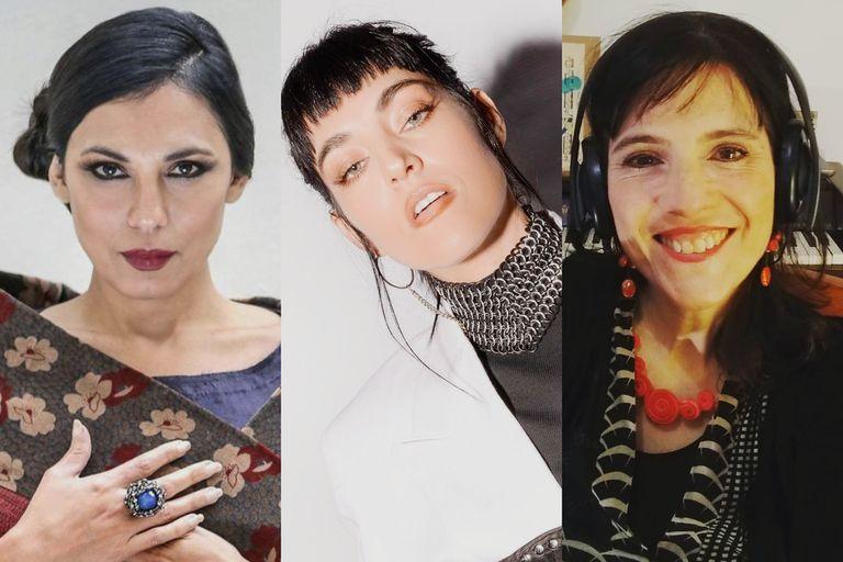 La Charo, La Maurette y Georgina Hassan, tres artistas para disfrutar este mes