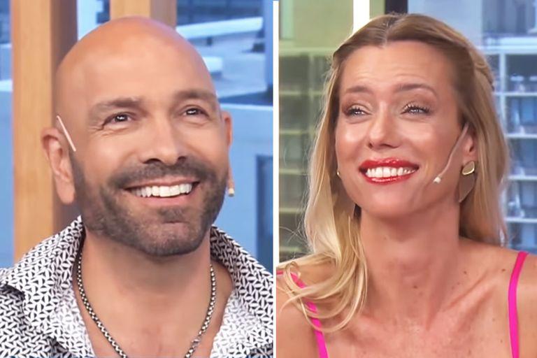 Fredy Villarreal confesó su atracción por Nicole Neumann en vivo: cómo reaccionó